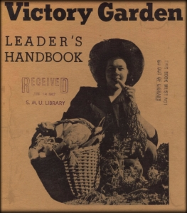 Victory Garden Handbook
