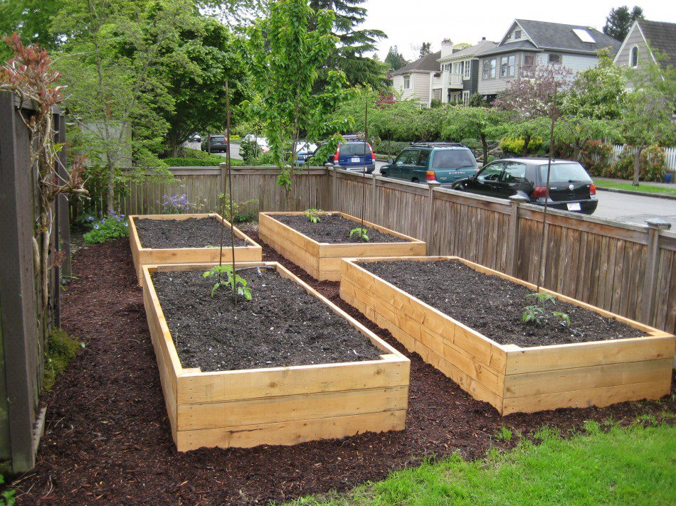 How to build raised beds for Making raised garden beds
